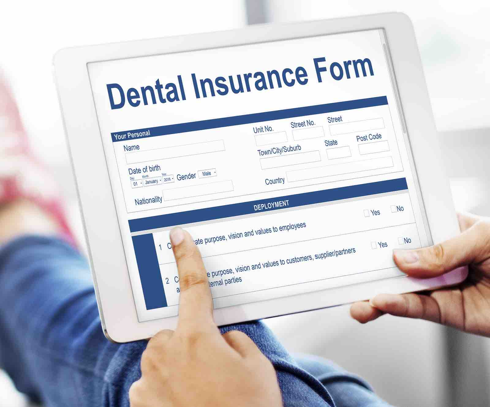 Dental insurance coverage at Bellaire dentist office.